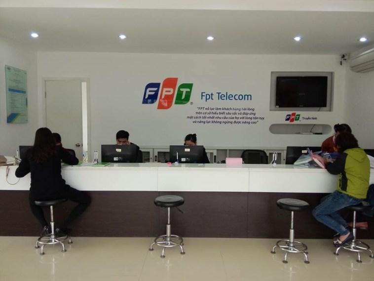 Địa chỉ các văn phòng FPT Telecom trên Toàn Quốc.